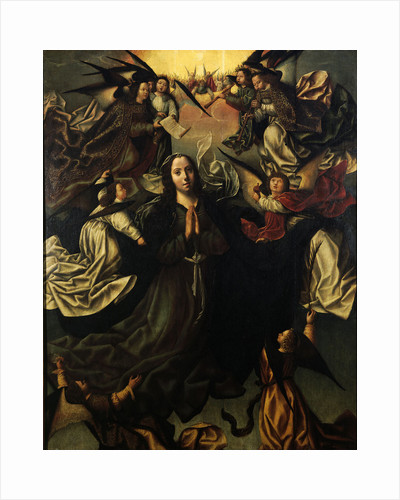 The Assumption of the Blessed Virgin Mary by Vasco Fernandes