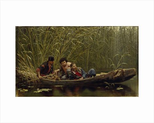 The seedy men, 1882 by Konstantin Apollonovich Savitsky