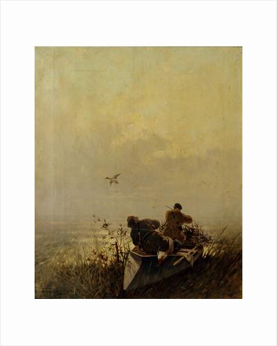 Duck Hunting, 1905 by Evgeny Alexandrovich Tichmenev