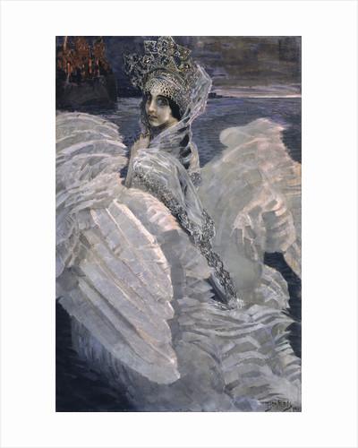 Princess Swan by Mikhail Alexandrovich Vrubel