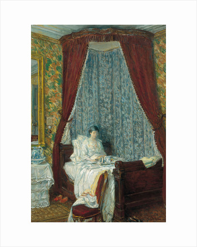 The French Breakfast, 1910 by Childe Hassam