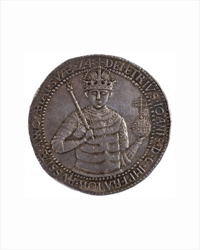 Medal False Dmitry, 1606 by Anonymous