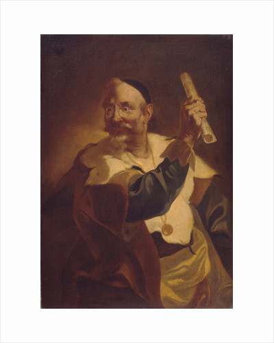 A Musician, 18th century by 18th century Anonymous