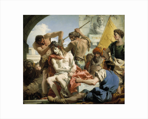 Christ Crowned with Thorns, 1772 by Giandomenico Tiepolo