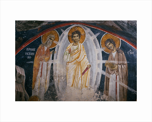The Transfiguration of Jesus, 13th century by Anonymous