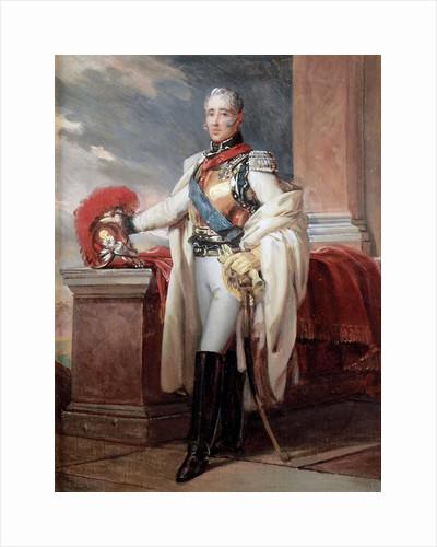 Charles-Philippe de France, Count of Artois by François Pascal Simon Gérard