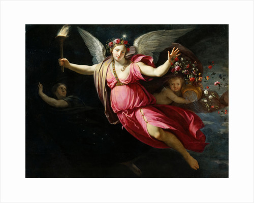 La Nuit et lAurore (Night and Dawn) by Jean-Baptiste de Champaigne