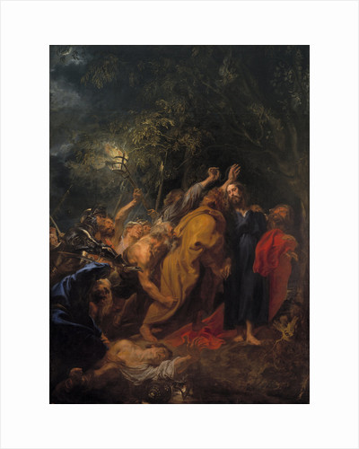 The Capture of Christ by Sir Anthony van Dyck