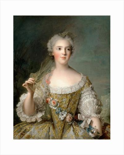 Princess Sophie of France by Jean-Marc Nattier