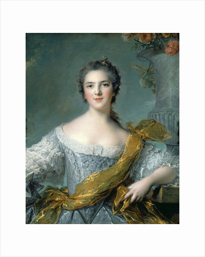 Marie Louise Thérèse Victoire of France by Jean-Marc Nattier