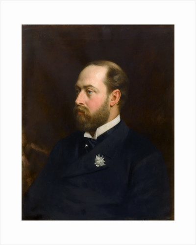 Edward VII, King of the United Kingdom by Michele Gordigiani