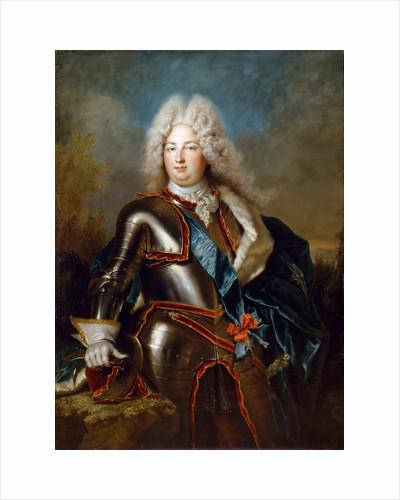 Charles of France, Duke of Berry by Nicolas de Largillière