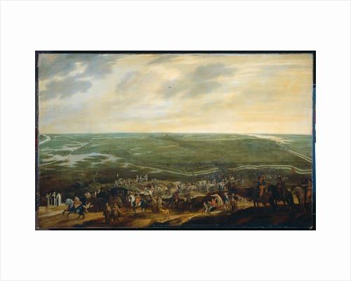 The defeated Spanish garrison leaving s-Hertogenbosch, 17 September 1629 by Paulus van Hillegaert