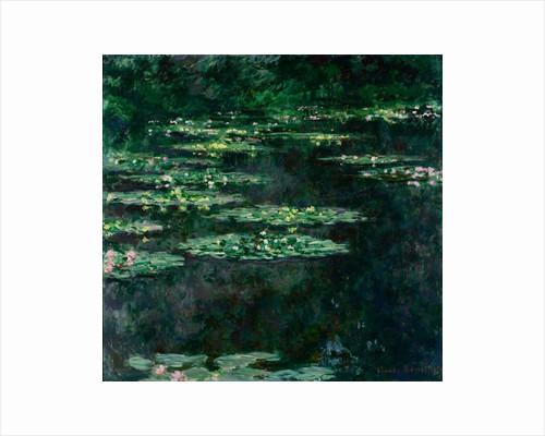 The Water Lilies (Les Nymphéas) by Claude Monet