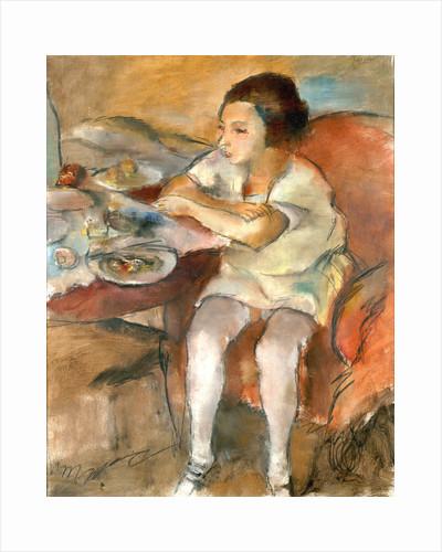 Breakfast (Lunch) by Jules Pascin
