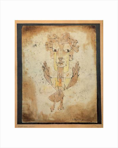 Angelus Novus, 1920 by Paul Klee