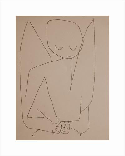 Forgetful Angel (Vergesslicher Engel), 1939 by Paul Klee