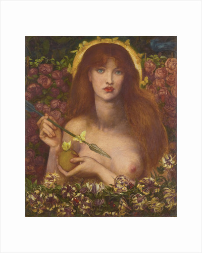 Venus Verticordia (Venus the changer of hearts), 1868 by Dante Gabriel Rossetti