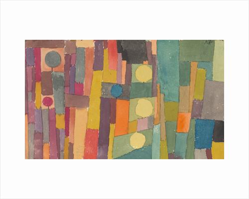 Step, 1931 by Paul Klee