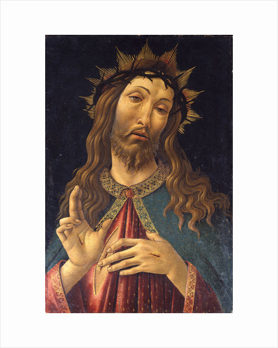 Christ Crowned with Thorns, c. 1500 by Sandro Botticelli