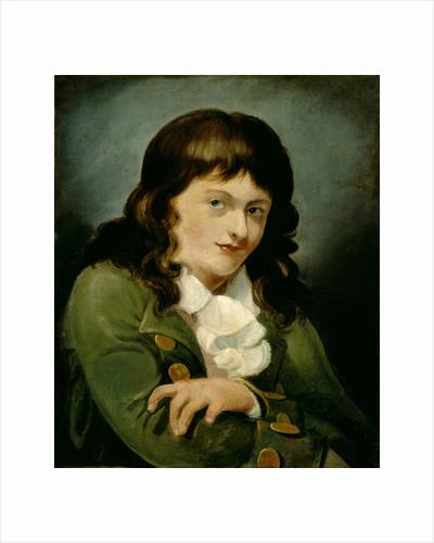Self-portrait, 1791-1792 by Joseph Mallord William Turner