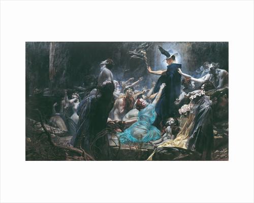 The Souls of Acheron, 1898 by Adolf Hirémy-Hirschl