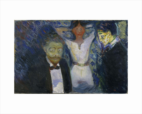 Jealousy, 1913 by Anonymous