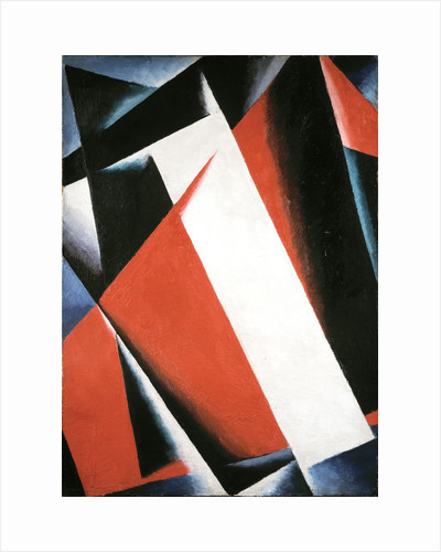 Architectonic Painting, 1918 by Anonymous