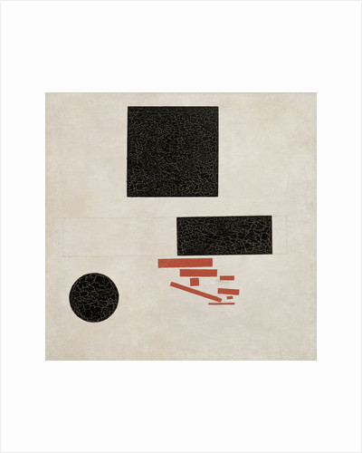 Suprematist Composition, 1915 by Anonymous