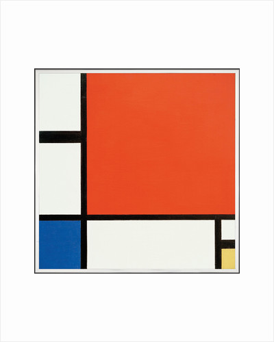 Composition with Red, Yellow, and Blue, 1930 by Anonymous