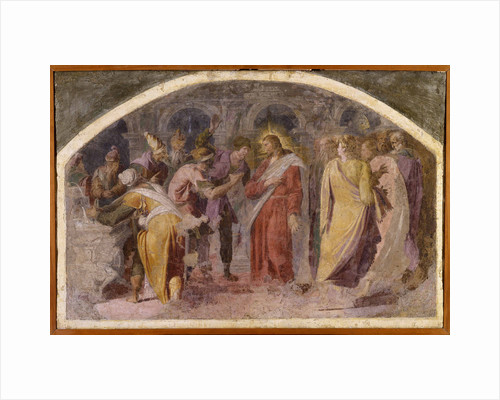 Jesus and the Pharisees by Anonymous