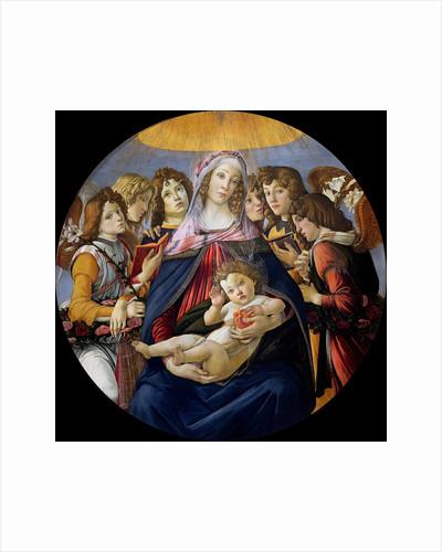 Madonna of the Pomegranate (Madonna della Melagrana) by Anonymous