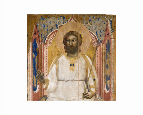 God the Father Enthroned by Anonymous