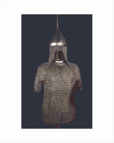 The Armour of Tsar Boris Godunov by Anonymous