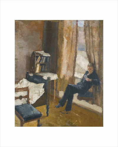 Andreas Reading by Anonymous