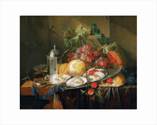 Breakfast Still Life by Anonymous