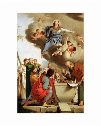 The Assumption of the Blessed Virgin Mary by Anonymous