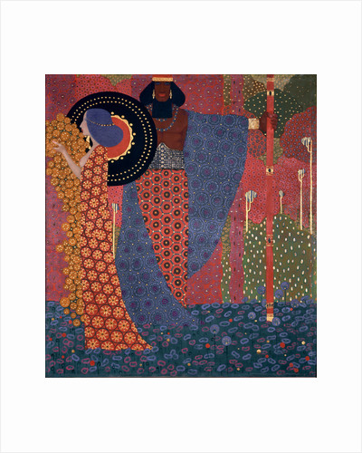 Princess and Warrior (One Thousand and One Nights Series), 1914 by Anonymous