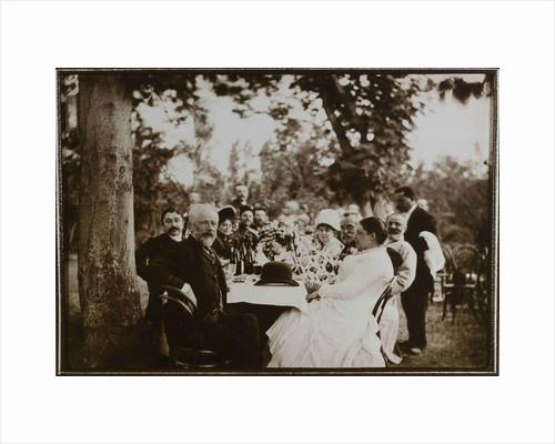 Pyotr Ilyich Tchaikovsky in Tiflis, 1889 by Anonymous
