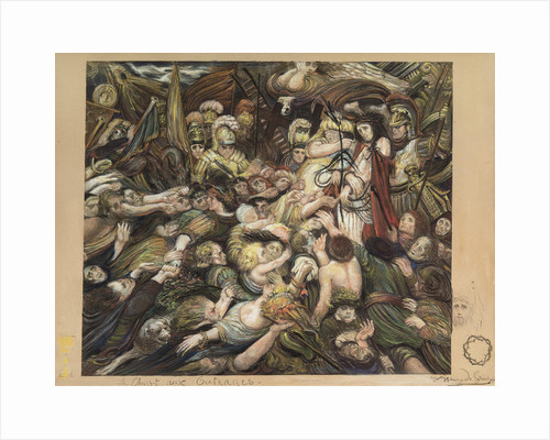 Christ Crowned with Thorns, 1894 by Anonymous