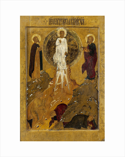 The Transfiguration of Jesus, 16th century by Anonymous