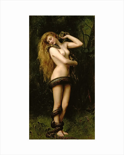 Lilith, 1887 by Anonymous