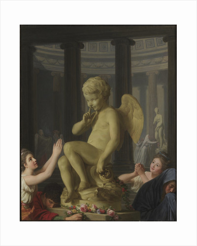 The Worship of Cupid, 1787 by Anonymous