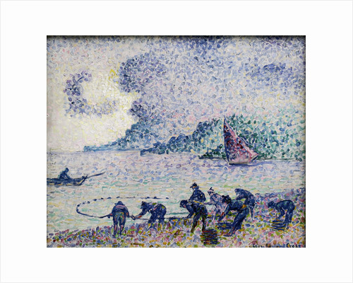 Fishermen on the Mediterranean (Var), 1895-1900 by Anonymous