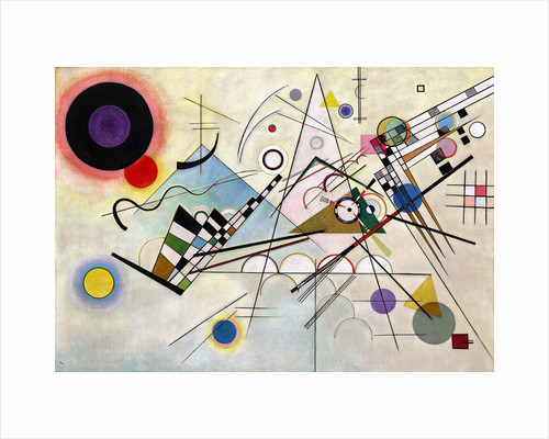 Composition 8, 1923 by Anonymous