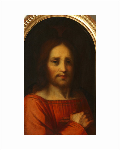 Jesus, the light of the world, 1520s by Anonymous