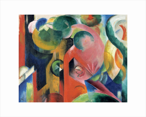 Small Composition III, 1913 by Anonymous