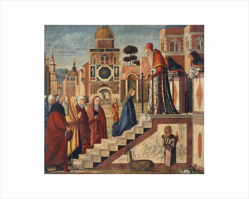 The Presentation of the Blessed Virgin Mary, 1502-1505 by Anonymous