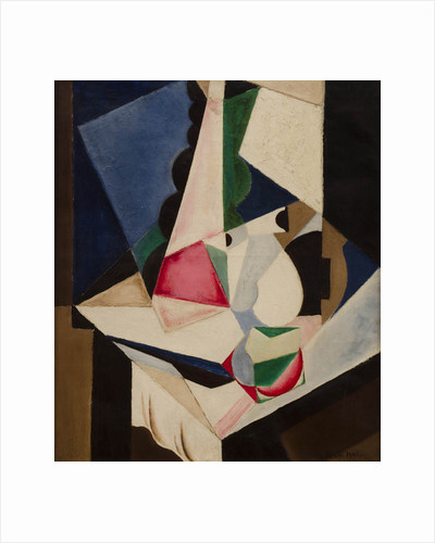 Cubist Composition, 1917 by Anonymous