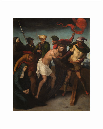 The Disrobing of Christ (El Expolio), ca 1545 by Anonymous